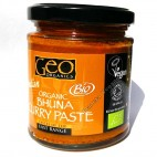 Pasta de Curry Bhuna, 180g Geo Organics