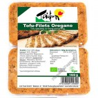 Filetes de Tofu al Estilo Japones, 160g. Taifun