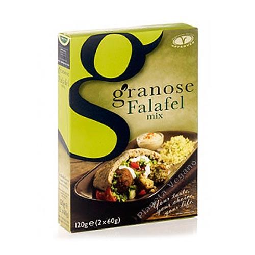 Mezcla para Falafel, 120 g. Granose