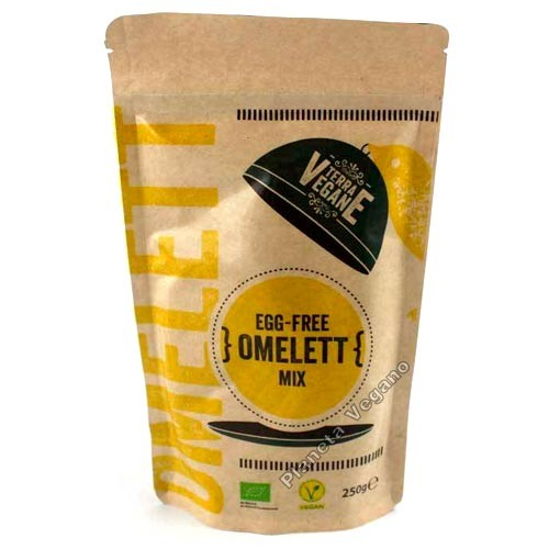 Mezcla para hacer Omelette Vegano, 250 g.