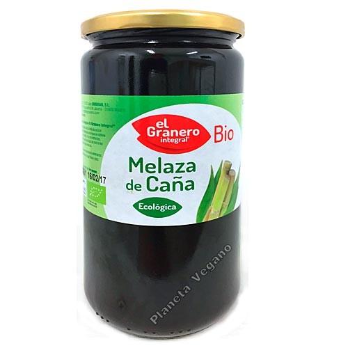 Melaza de Caña Bio, 920 g.El Granero