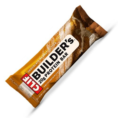 Chocolate con Mantequilla de Cacahuete Builder´s, 68 g Clif Bar
