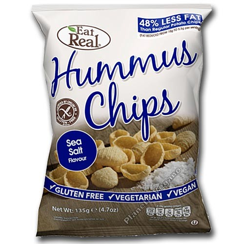 Snack de Hummus, 135g. Eat Real