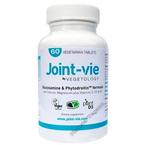 Joint-Vie Glucosamina y Condroitrina, 60 tabletas