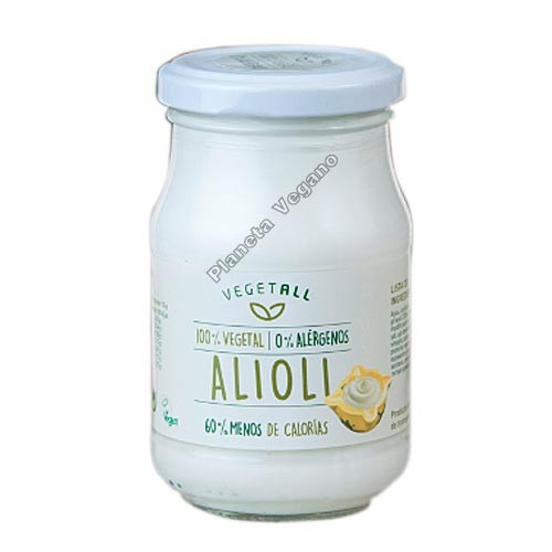 Salsa Alioli, 225ml Vegetall