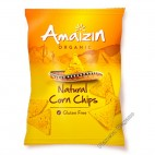 Chips de Maíz Salados, 75g Amaizin