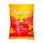 Chips de Maíz con Sabor a Chili, 75g Amaizin