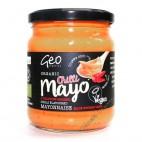 Mayonesa Vegana Bio con Chili, 232g Georganics