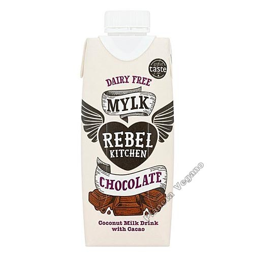 Bebida de Leche de Coco con Chocolate, 330 ml Rebel Kitchen