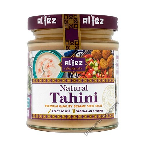 Tahini Natural, 160g Alfez
