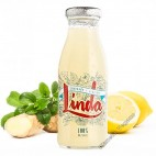 Limonada con jengibre, 250 ml. Linda