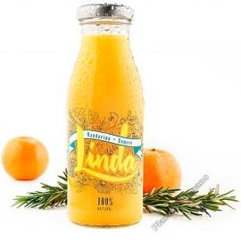 Linda Limón, Limonada con jengibre, 250 ml. Linda