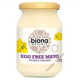 Mayonesa Vegana Ecológica, 230g Biona