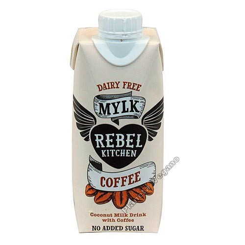 Bebida de Leche de Coco con Café, 330 ml Rebel Kitchen