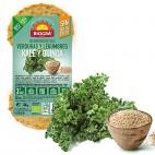 Burger de Kale y Quinoa, 160g Biográ