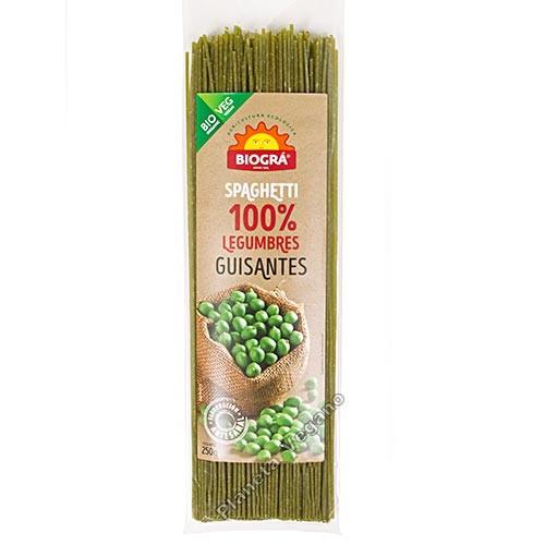 Spaguetti de Guisantes, 250 Biográ