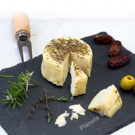 Queso Vegano Ecológico a las Finas Hierbas, 150 g Veggísimo