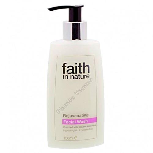 Lavado Facial Rejuvenecedor, 150 ml Faith in Nature