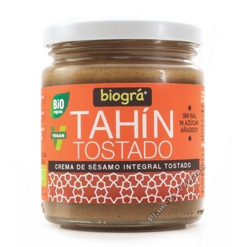 Tahín Tostado, 200 g. Biográ