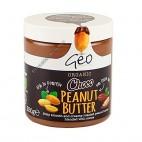 Crema de Cacahuete con Chocolate, 250g Geo Organics
