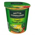 Sopa de Verduras con Tallarines, 50g. Natur Compagnie