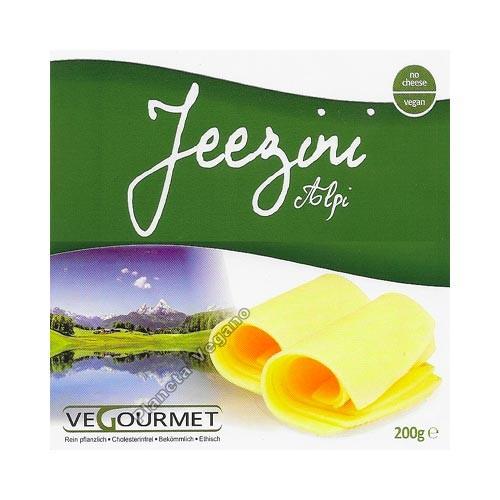 Queso Vegano Alpi, 200 g. Vegourmet