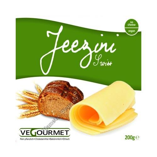 Queso Vegano Suizo, 200 g. Vegourmet