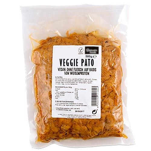 Veggie Pato, 500g. V.F.