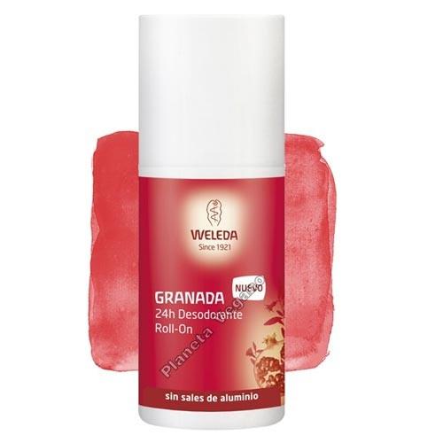Desodorante Roll-On Granada, 50 ml. Weleda