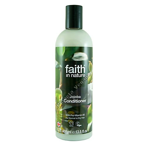 Acondicionador de Jojoba, 400ml. Faith in Nature