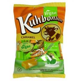 Caramelo Vegano con Leche de Coco y Cacao, 165g. Kuhbonbon