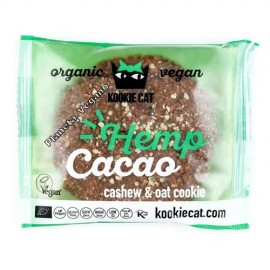 Cookie de Cáñamo y Cacao 50g. Kookie Cat