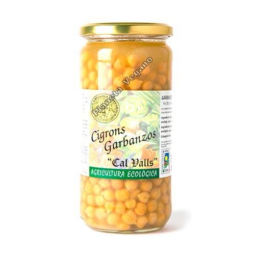 Garbanzos Cocidos, 450 g. Cal Valls