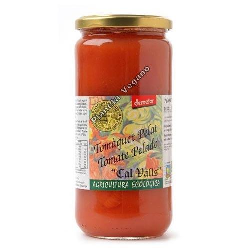 Tomates Pelados Enteros, 660 g. Cal Valls
