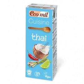 Nata de Coco para Cocinar Estilo Thai, 200 ml. Ecomil