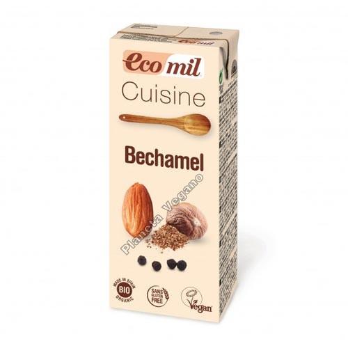 Salsa Bechamel Vegana para Cocinar, 200 ml. Ecomil