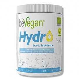 Hydro - Bebida Isotónica, 400g. beVegan
