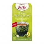 Yogi Tea Té Verde Matcha Limón 30g.