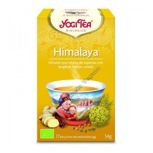 Yogi Tea Himalaya 34g.