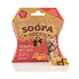 Bocaditos Saludables de Arándanos y Batata, 50g Soopa