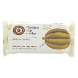 Cookies de Chocolate, 180g. Doves Farm