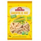 Ganchitos de Maíz, 75g. Natursoy