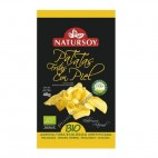 Patatas Fritas con Piel, 40g. Natursoy