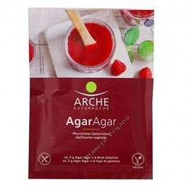 Agar-Agar en Polvo, 30 g. Arche