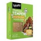 Tempeh Ahumado con sabor a Bacon Vegano, 156g. Tofurky