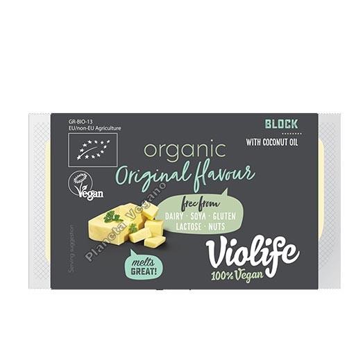 Queso Vegano Violife Sabor Original Ecológico, 200g Violife