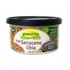 Paté de Sarraceno y Chía, 125g. Granovita