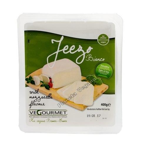 Queso Vegano Bianco, 400g. Vegourmet