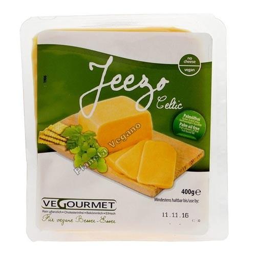 Queso Vegano Celtic, 400g Vegourmet