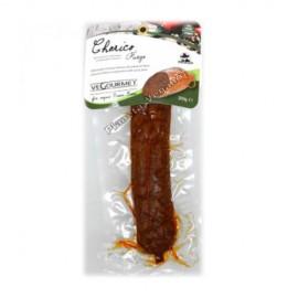Chorizo Vegano Picante, 200g. Vegourmet